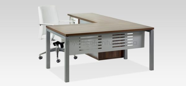 Norway Range Office Desk from My Office Furniture