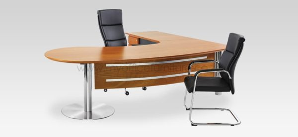 Hollywood Range Executive Desk from My Office Furniture