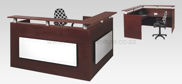 Miami Reception Desk from My Office Furniture