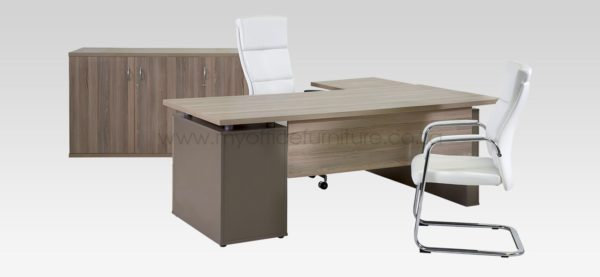 Oslo Range Executive Desk from My Office Furniture