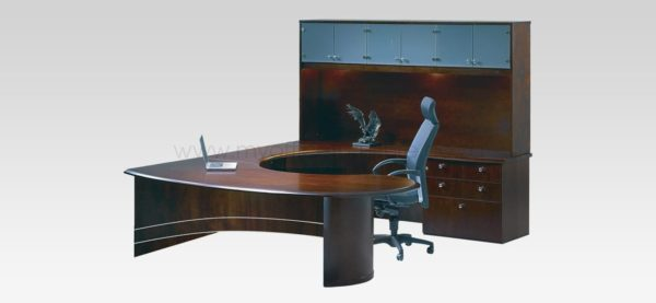 Cyprus Range Executive Desk from My Office Furniture