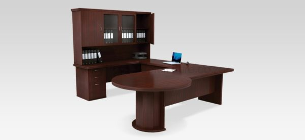 Equador Range Executive Desk from My Office Furniture