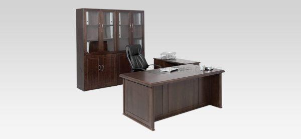Pretoria Range Executive Desk from My Office Furniture
