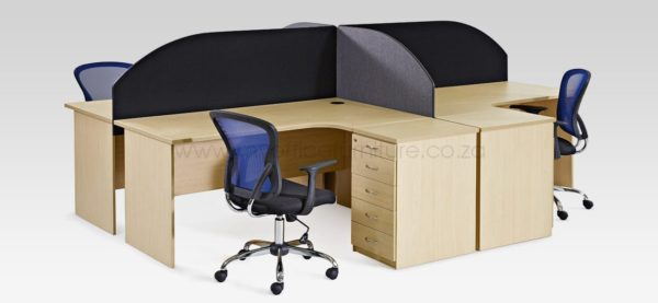 Comores Range Office Desk from My Office Furniture