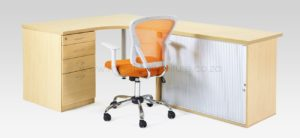 Puzzle Concept Range Office Desk from My Office Furniture