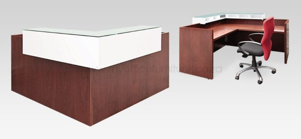 Lite Reception Desk from My Office Furniture