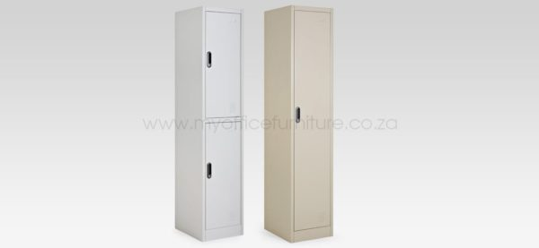 Steel Lockers from My Office Furniture