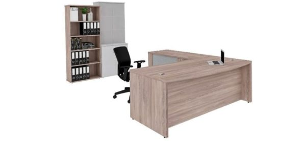 Bermuda Range Desk from My Office Furniture