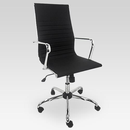 Cinsaut Range High Back Chair from My Office Furniture
