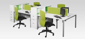 Evolution Range Office Desk from My Office Furniture