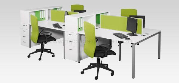 Evolution Range Office Desk from My Office Furniture