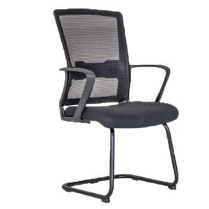 Universal Range Visitors Chair with sleigh from My Office Furniture