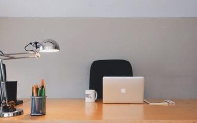 10 Steps to a Minimalist Workspace